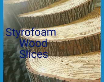 Wood Slices, Tree Stumps, Cake Display, Cake Stand, Cake Supplies, Wedding Cake Supplies, Rustic Wedding Supplies, Table Decor, Tree Circles
