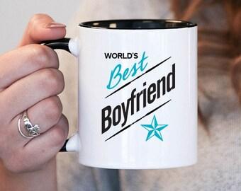 Worlds Best Boyfriend Boyfriend Gift, Boyfriend Birthday, Boyfriend Mug, Boyfriend Gift Idea, Baby Shower, Mothers Day, mug gift