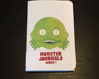 Monster Journals - Series 1