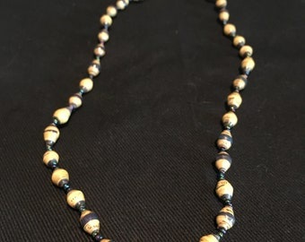 FREE SHIPPING Recycled Necklace