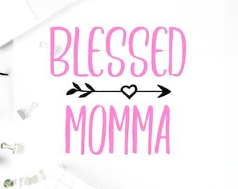 Mother's Day Vinyl Decal, Gift for Mom, Mom Gift, Mom Decal, Mom Birthday, Vinyl Decal, Yeti Decal, Laptop Decal, Mama, Mom, Mom Mug Decal