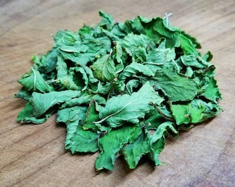 Mint - Dried Herbs - .5 oz.
