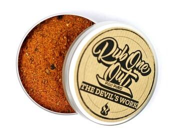 The Devil's Work Dry Rub