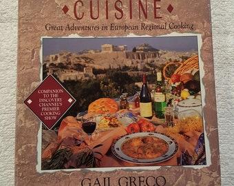 World Class Cuisine - Great Adventures in European Regional Cooking