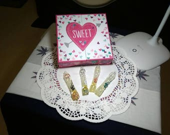 PRE-ORDER a Sweet Tokens gift box/ Glass smoking pipe/smoking accessories/Valentines Day Gift for him/ Valentines Day gift for her/Valentine