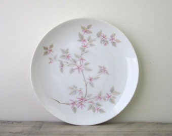 Cherry Blossom China Plate
