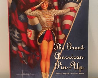 Taschen Book- The Great American Pin-Up Book