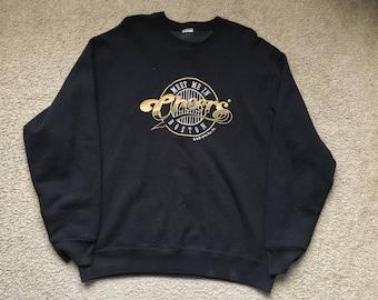 Vintage Cheers Boston Raglan Novelty Sweatshirt y6yV4W