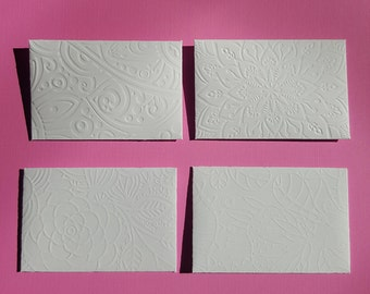 Mini Envelopes (gift card envelopes, love note envelopes, advice card envelopes, wedding favors, party favors, small envelopes)
