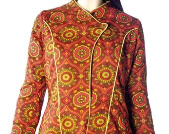 Winter fleece - lined Jacket best Greta jacket