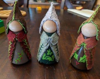 Solstice Gnomes