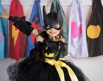 Batman So Sassy tutu dress