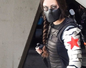 Civil war Winter Soldier vest
