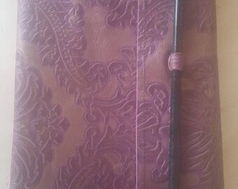 Beautiful Leather Sketch Journal