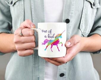 Unicorn Mug, Cute Unicorn Gifts, Unicorn Coffee Mug, Rainbow Unicorn Mug, Cute Unicorn Mug, Unique Unicorn Mug, Unicorn Lover, Gift for Her