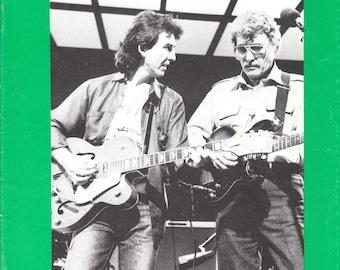 Music Memorabilia, 1985 - 86, Beatlefan Magazine, The Beatles, Publication, George Harrison Cover, Paul McCartney, John Lennon, Ringo Starr