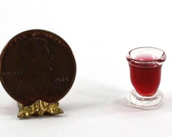 Glass Goblet of Vampire's Blood Tonic