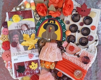 Orange Goddess--- Inspiration Kit ---