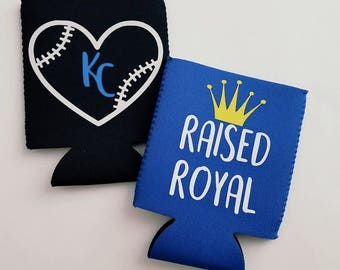 KC Baseball Love Can Cozies
