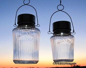Solar Kilner Jars Mason Jar Decor Outdoor & Gardening Solar Mason Jar Lights