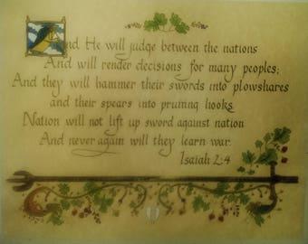 Illuminated Isaiah 2