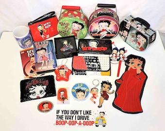 Betty Boop Vintage Hoard of Various Stash