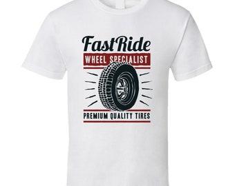 Fast Ride T-shirt