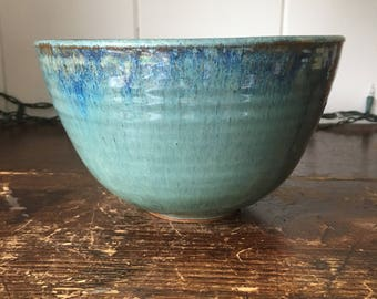 Serving Bowl - gift for baker, pottery, ceramics, housewarming