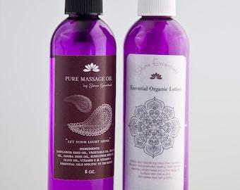 Pure Massage Oil