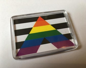 Straight Ally Magnet