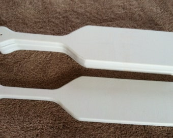 "24"" Classic Sorority paddle - primed"