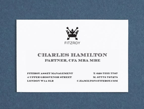 Printed name cards custom made business cards personalised like this item colourmoves