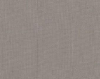Zinc - Kona Cotton - Robert Kaufman K001-859 Grey 100% solid cotton quilt weight fabric Fat Quarters quilting UK Shop