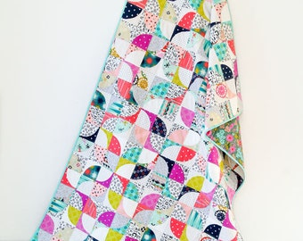 Tied with a Ribbon - Back to the Future - Sewing Pattern - Quilt Pattern
