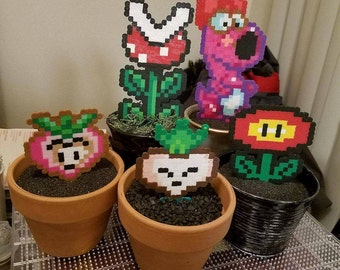 8-bit Planter Sprites