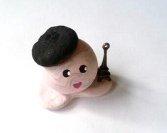 Mini Marble Friend Mini Madamoiselle in Paris the City of Love