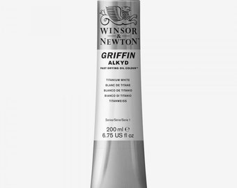 Winsor & Newton Griffin Alkyd Fast Drying Oil - 200ml