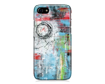 iPhone X Case, Abstract iPhone 7 Case, iPhone 8 Case, Art iPhone Case, Modern iPhone Case, iPhone 6 Case, Galaxy S8 Case, Gift for Him