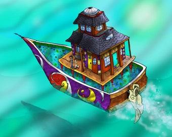 Fortuna's Ship