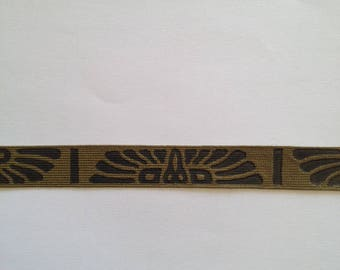 Ribbon old art deco