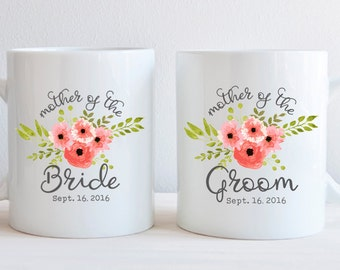Mother of the Bride Gift Mother of the Groom Gift from Bride Wedding Gift for Mom Mother of the Groom Gift Son Wedding Gift Mother Peach