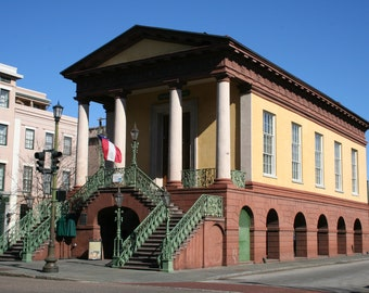 Charleston City Market / Confederate Museum / Daughters of The Confederacy