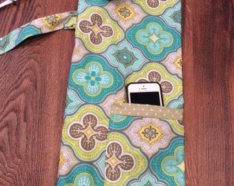 Reversible Yoga Mat Bag