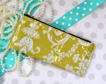 Anna Griffin Pencil Case Amelie Damask Collection