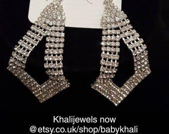 Cleopatra Jewel Earrings no 1