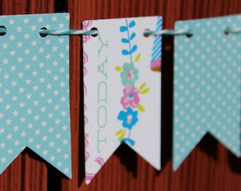 today Bunting