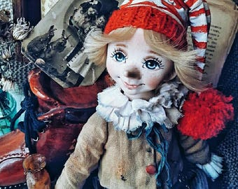 Art Doll Artist Dolls Pinocchio