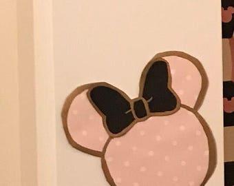 Minnie Mouse Decor (qty 6)