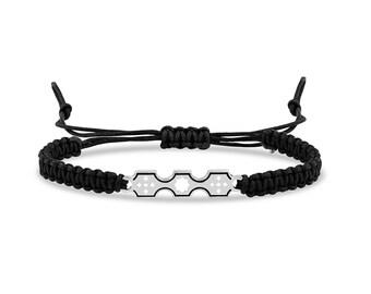 Double Sided Pattern Bracelet
