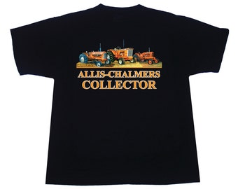 Allis Chalmers Collector T-shirt, D17, D21, WD45, perfect gift for the AC Collector